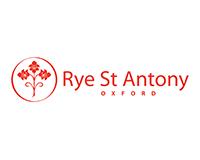 Rye St Antony Oxford Logo