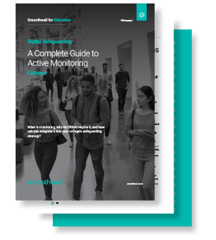 Whitepaper image - a complete guide to active monitoring for colleges